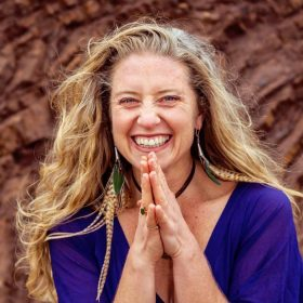 Samantha Sweetwater onedancetribe dancing freedom