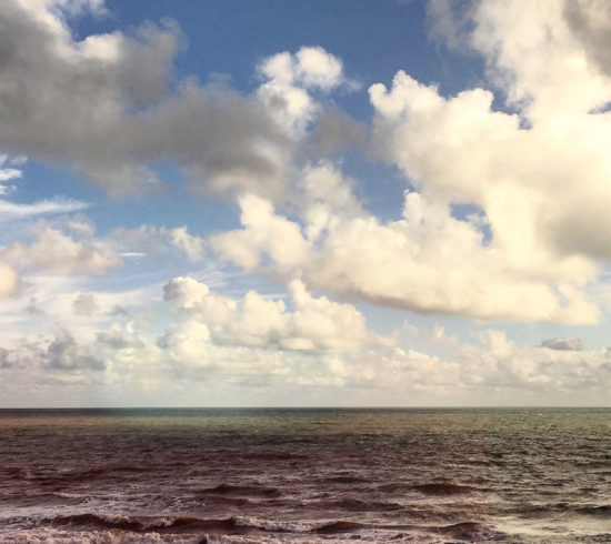 Ocean Sky Unity Prayer onedancetribe blog Christian de Sousa